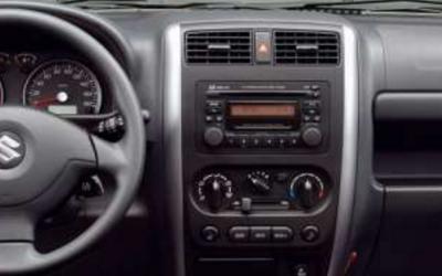 Suzuki Jimny: Problema vibrazione sterzo